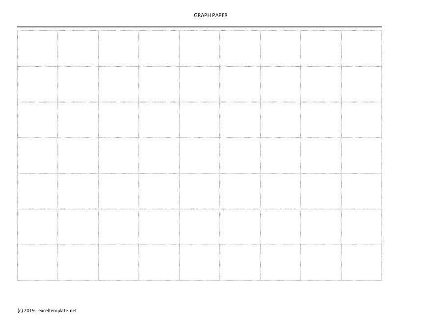 cartesian grid paper template  u00bb exceltemplate net