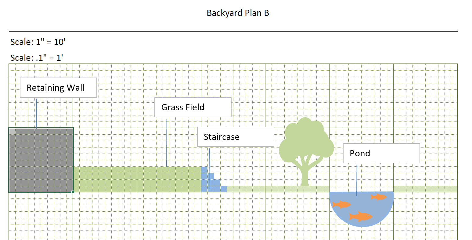 Engineering Graph Paper Template Backyard