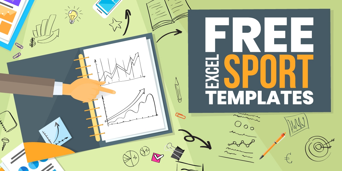 Excel Sport Templates » ExcelTemplate net