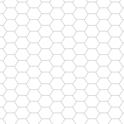hexagonal grid example