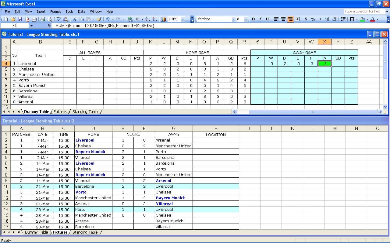 League Tutorial 19