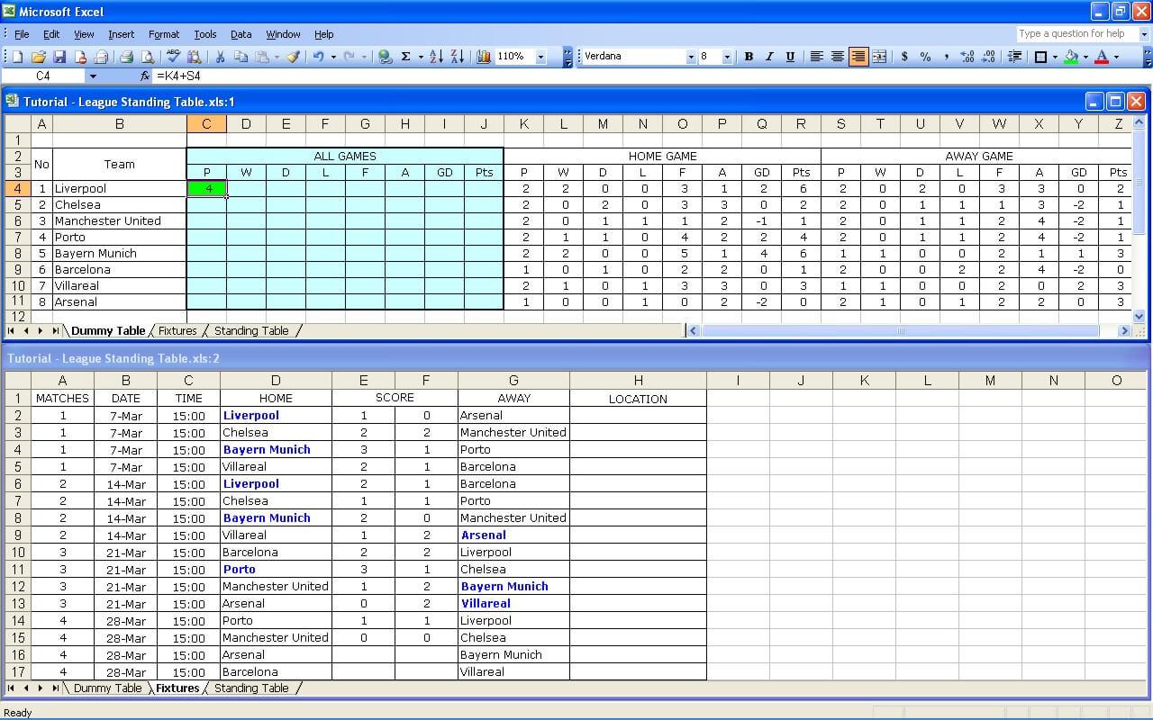 League Tutorial 24