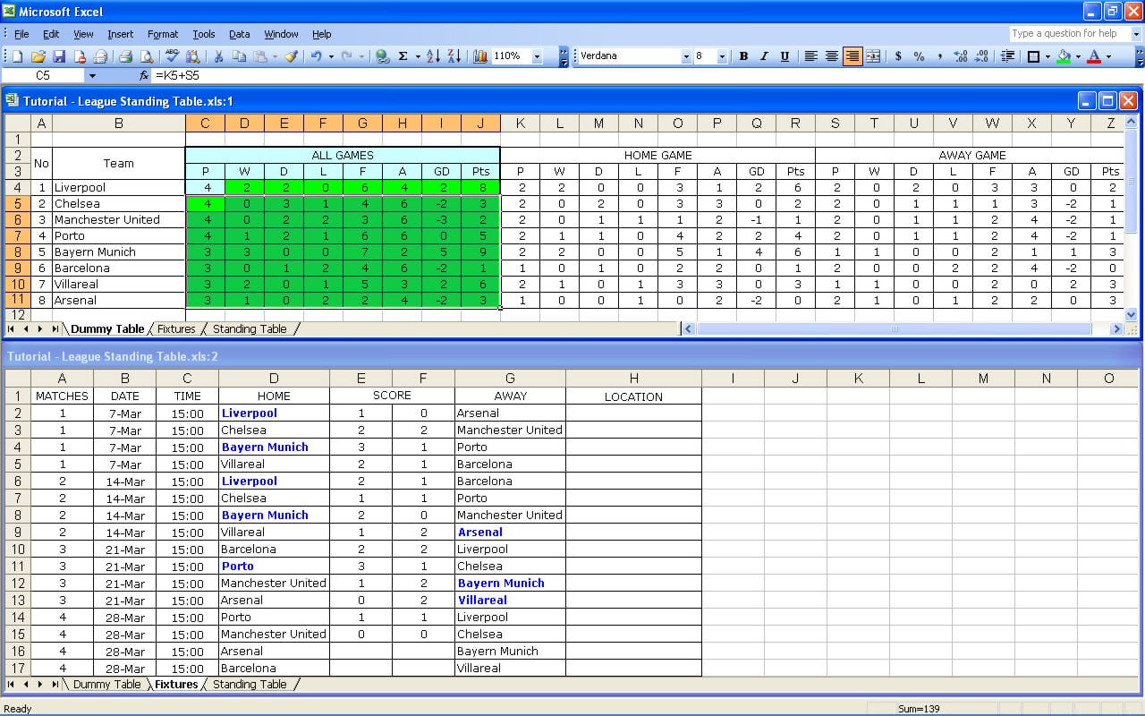 League Tutorial 25