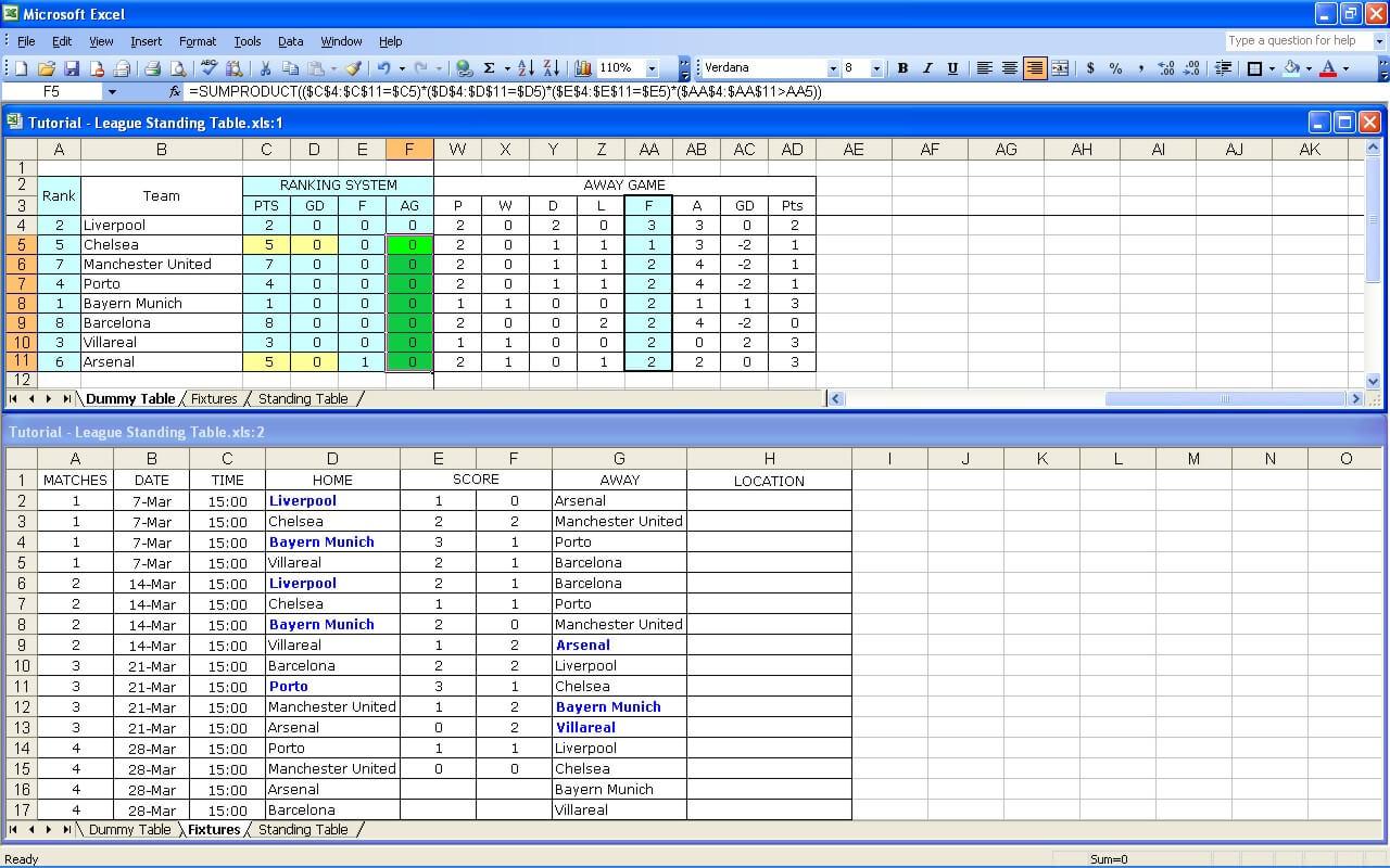 League Tutorial 35