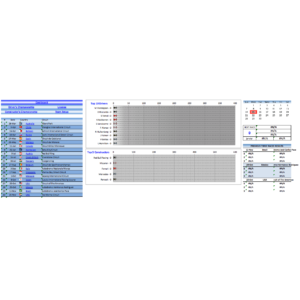 Formula 1 Dashboard and Championship Tracker