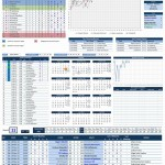 German Bundesliga 2012/2013 Fixtures and Scoresheet