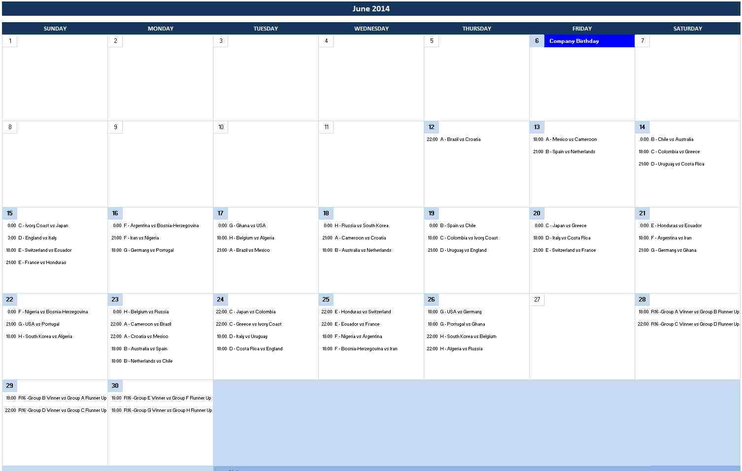 group schedule calendar - Paso.evolist.co